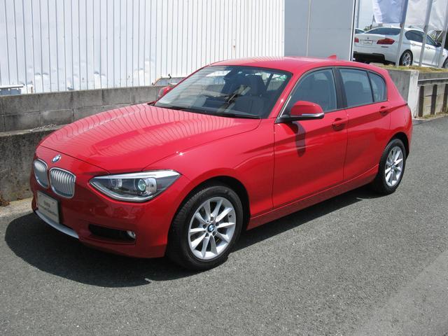BMW 1シリーズ 116iスタイル 純正HDDナビ オートエアコ...