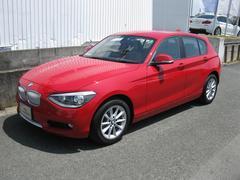 BMW116iスタイル 純正HDDナビ オートエアコン 純正MSV