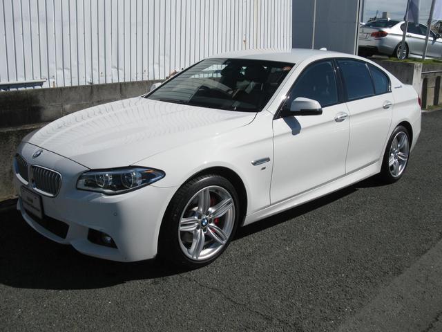 BMW 5シリーズ アクティブハイブリッド5MスポアダプティブLE...