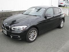 BMW118iプラスPベーシックPパーキングサポートP新車保証残有