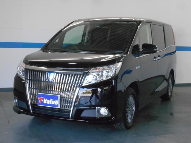 トヨタ ハイブリッドXi HDDフルセグナビ 後席モニター