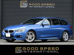 BMW320d TRG Mスポ 未使用 新型EG レーンチェンジW