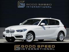 BMW118d スタイル 現行 登録済未使用車 レンディパ HDD