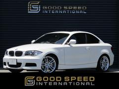 BMW135i 7速DCT 黒革 サンルーフ 純正HDD ETC