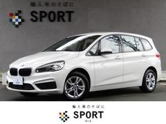 BMW218iグランツアラー パーキングS コンフォートPKG