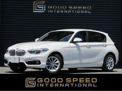 BMW118d スタイル 登録済未使用車 インテリジェントセイフ