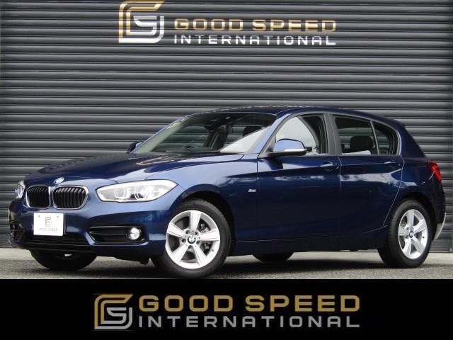 BMW 1シリーズ 118d スポーツ 純正HDD パーキングサポ...