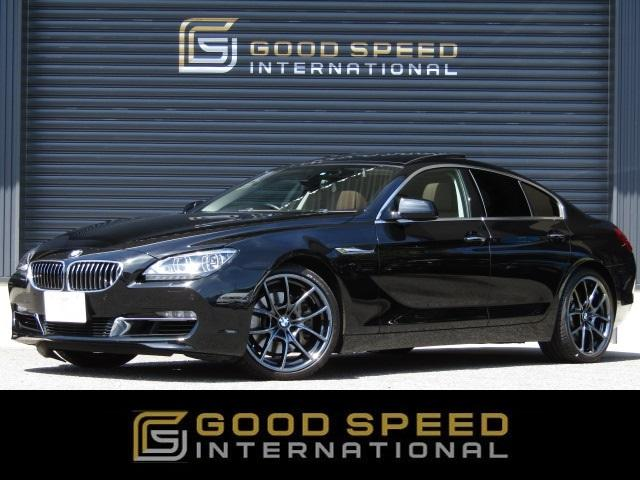 BMW 6シリーズ 640iグランクーペ サンルーフ ブラウン革 ...