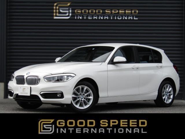 BMW 1シリーズ 118d スタイル 現行 パーキングサポート ...
