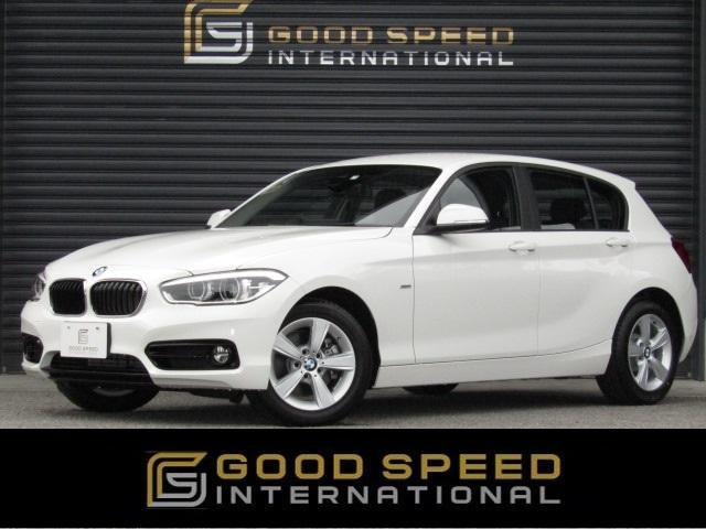 BMW 1シリーズ 118dスポーツ 登録済未使用車 パーキングサ...