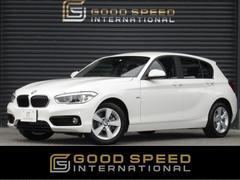 BMW118dスポーツ 登録済未使用車 パーキングサポートPKG