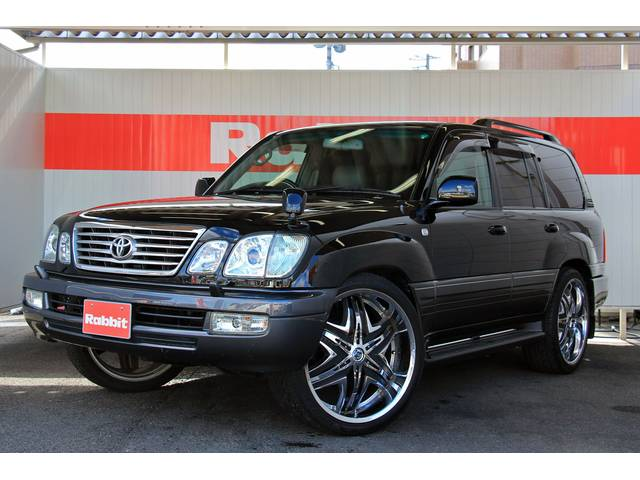 Photo of TOYOTA LAND CRUISER 100 CYGNUS 60TH SPECIAL EDITION / used TOYOTA