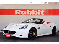 フェラーリ カリフォルニア禁煙車 カーボンセラミックブレーキ パワークラフトマフラー