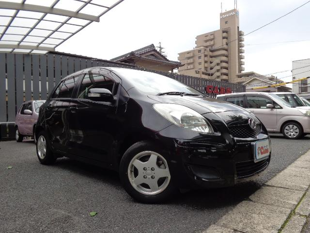 Photo of TOYOTA VITZ F LIMITED II / used TOYOTA