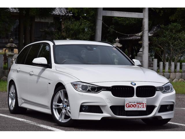 BMW 3シリーズ 320iツーリング Mスポーツ Dアシスト 純...