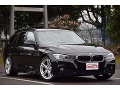 BMW320dブルーPF ツーリング Mスポーツ 純正HDDナビ