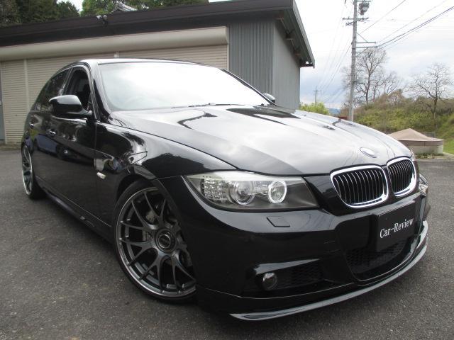 BMW 3シリーズ 325i Mスポーツパッケージ 車高調 レイズ...