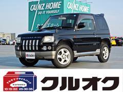 パジェロミニデューク ターボ 4WD 地デジナビ付 キーレス ABS