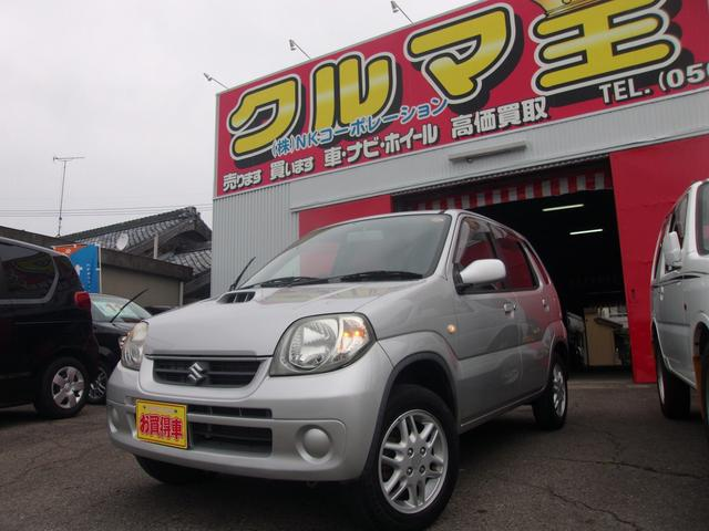 スズキ Kei Bターボ 4WD 5速MT ABS タイミングチェ...