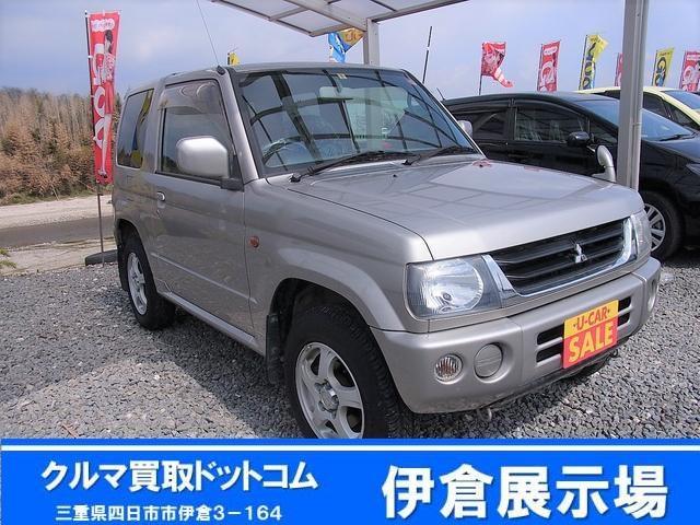 三菱 X 背面タイヤ 2WD