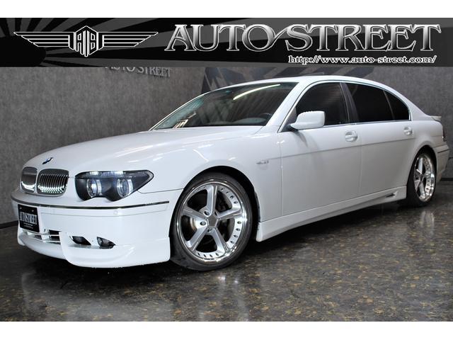 BMW 7シリーズ Li D車 シアターパッケージ 黒革SR HD...