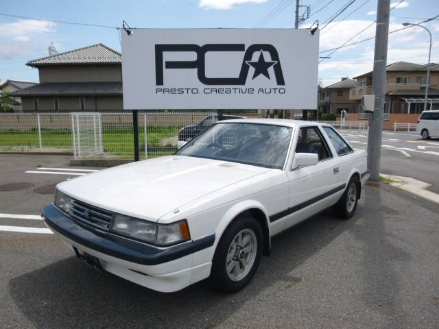 1984 TOYOTA SOARER 2.0GT Manual - Aichi, Japan