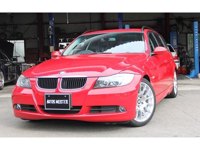 BMW 3シリーズ 320i ツーリング ローダウン 18インチ ...