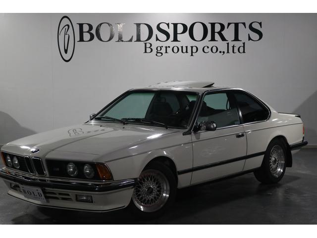 BMW 6シリーズ 635CSI (車検整備付)