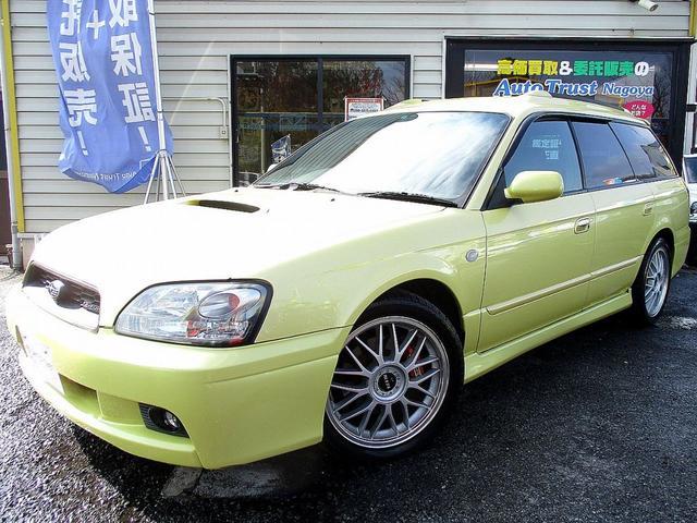 2003 subaru legacy wagon engine