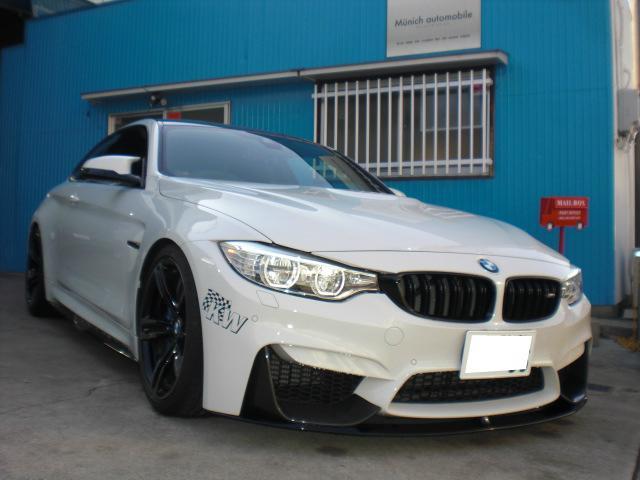 BMW M4 M4クーペDCTオプ...