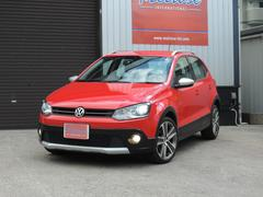 VW ポロユーザー買取車、HID、ナビ、6カ月or6000キロ保証