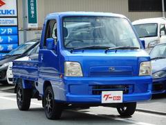 サンバートラックTC−SC スーパーチャージャー 4WD 15AW