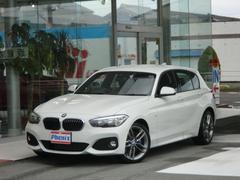 BMW118d Mスポーツ 登録済未使用車 ファストトラックPKG