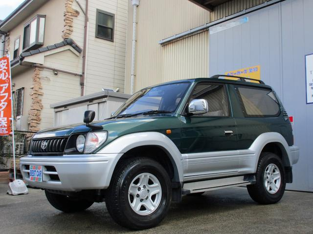 Photo of TOYOTA LAND CRUISER PRADO RZ / used TOYOTA