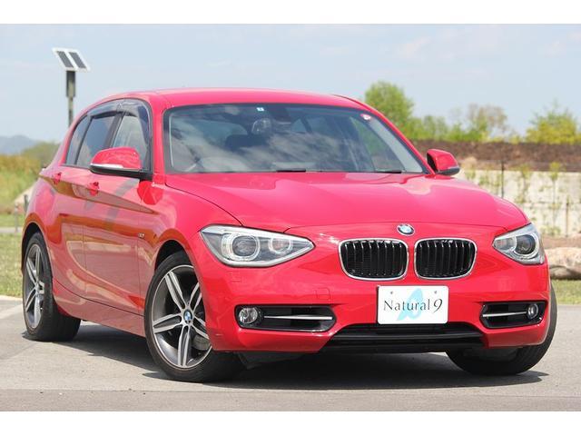BMW 1シリーズ 120i スポーツ 法人ワンオーナー ナビ B...