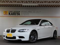 BMWM3クーペ 右H 6速MT ディーラー車 黒革 純正ナビ