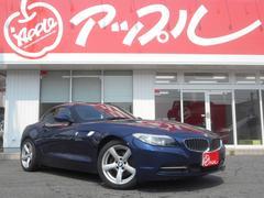 BMW Z4sDrive23i ハイラインパッケージ 黒革シート 買取車