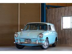 VW タイプIIIバリアント ブラックインテリア OGスタイル 左H 4速MT