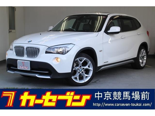 BMW X1 xDrive 25i サンルーフ フルセグTV Bカ...
