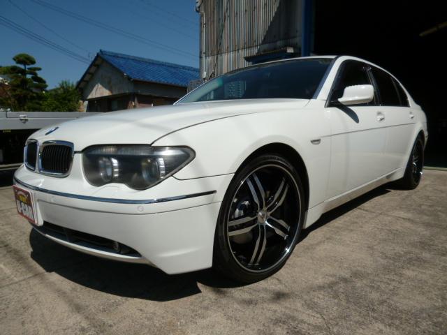 BMW 7シリーズ 745Li ディーラー車 オートクチュール21...