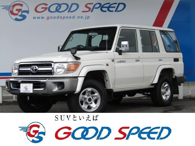 Photo of TOYOTA LAND CRUISER 70 VAN / used TOYOTA