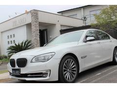 BMWアクティブハイブリッド7 ブラックレザー サンルーフ