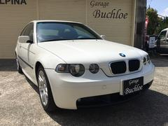 BMW318ti Mスポーツ 左ハンドル 5速MT