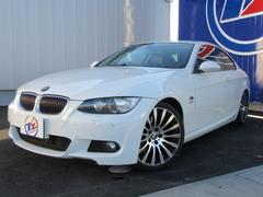 BMW335i Mスポーツパッケージ 黒革シート 19アルミ