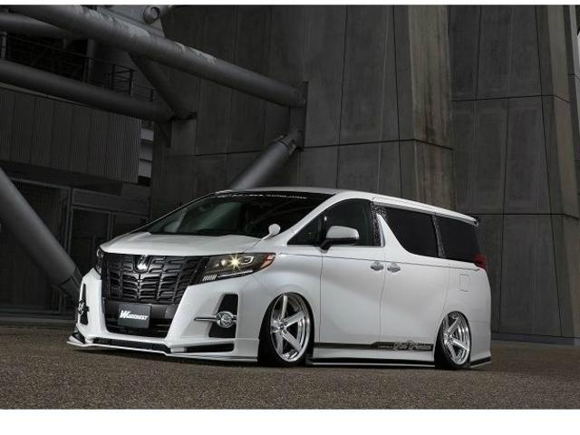 トヨタ 2.5S 新車KUHLフルエアロコンプリート 車高調20AW
