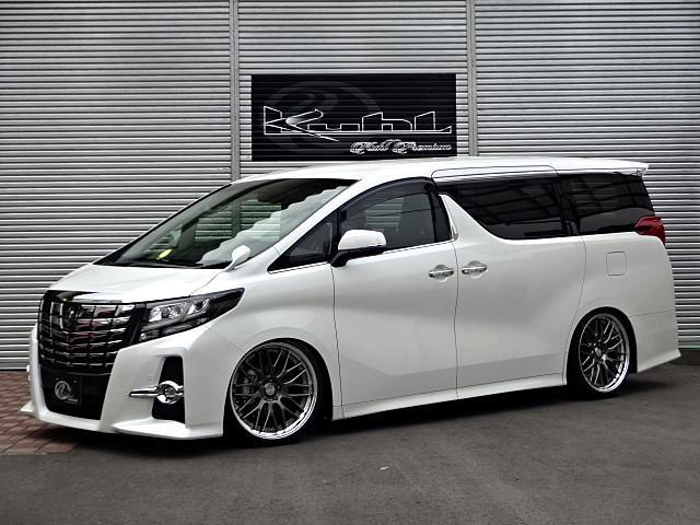 トヨタ 2.5S BLITZ車高調 VERZホイール20インチアルミ