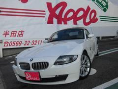 BMW Z4ロードスター2.5i カロッツェリアナビ 地デジ Bカメラ