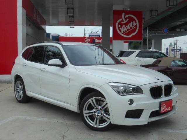 BMW X1 sDrive 18i Mスポーツ  ワンオーナー E...