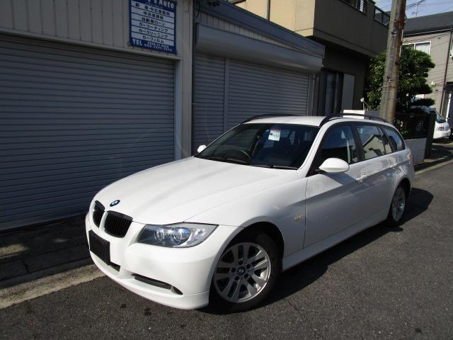 BMW 3シリーズ 320iツーリング (車検整備付)