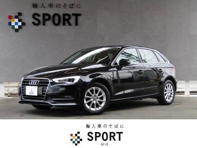 アウディ A3 スポーツバック1.4TFSI 純正HDDナビTV ...